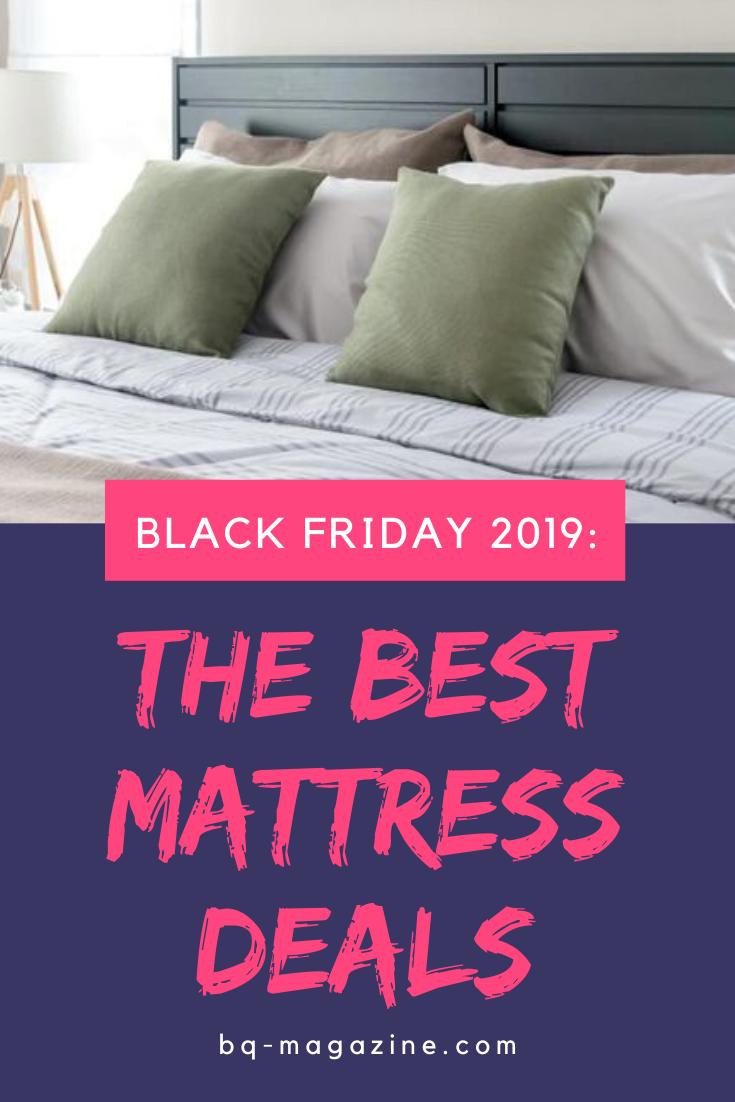 Black Friday 2019 The Best Mattress Deals Best mattress