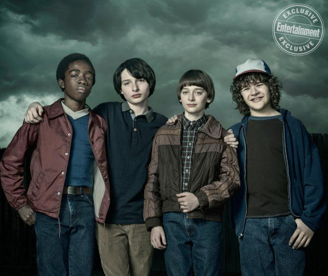 11 Haunting Portraits of the 'Stranger Things 2' Cast