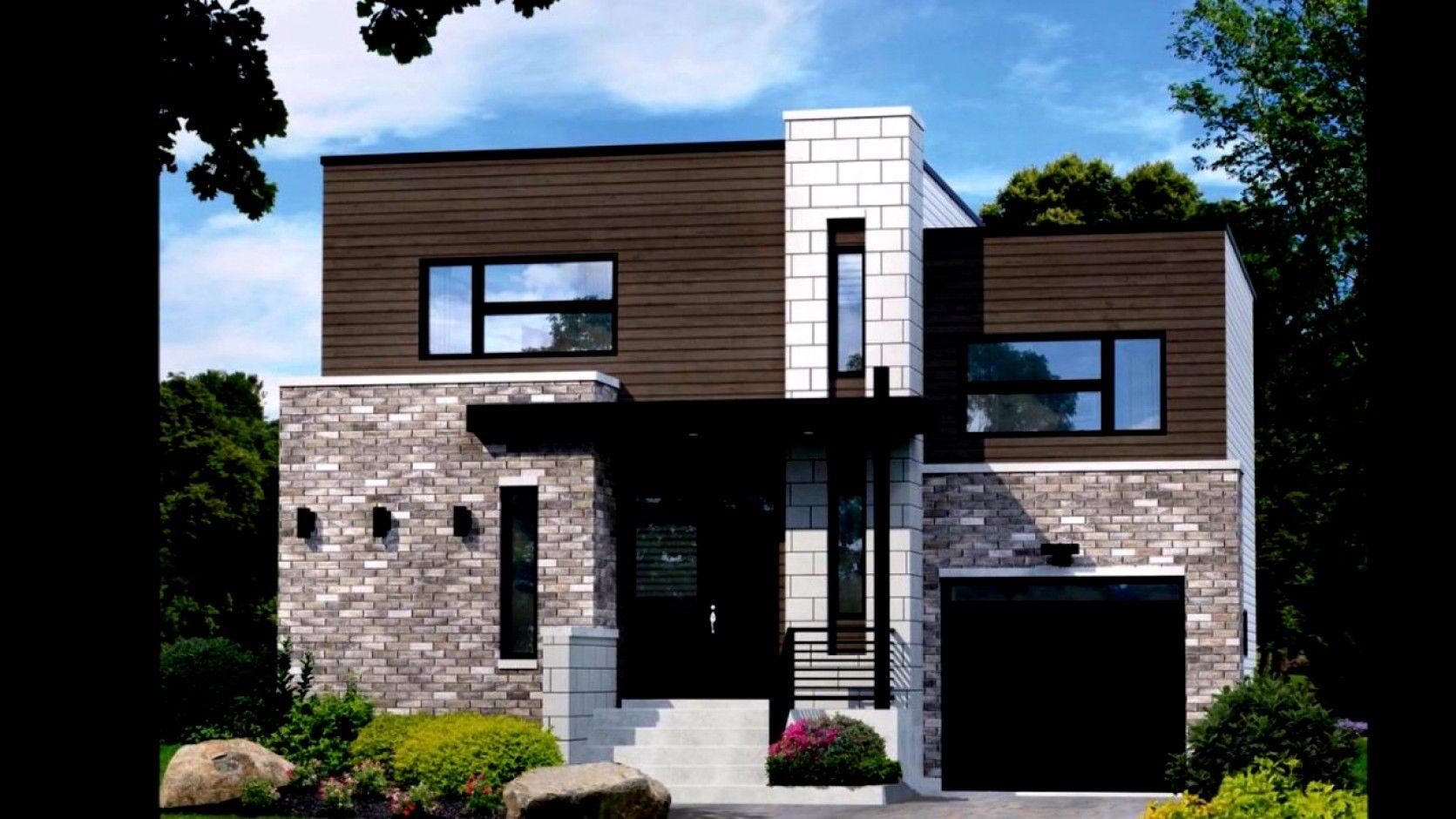 Resultado de imagen para casas modernas de 2 plantas y sus