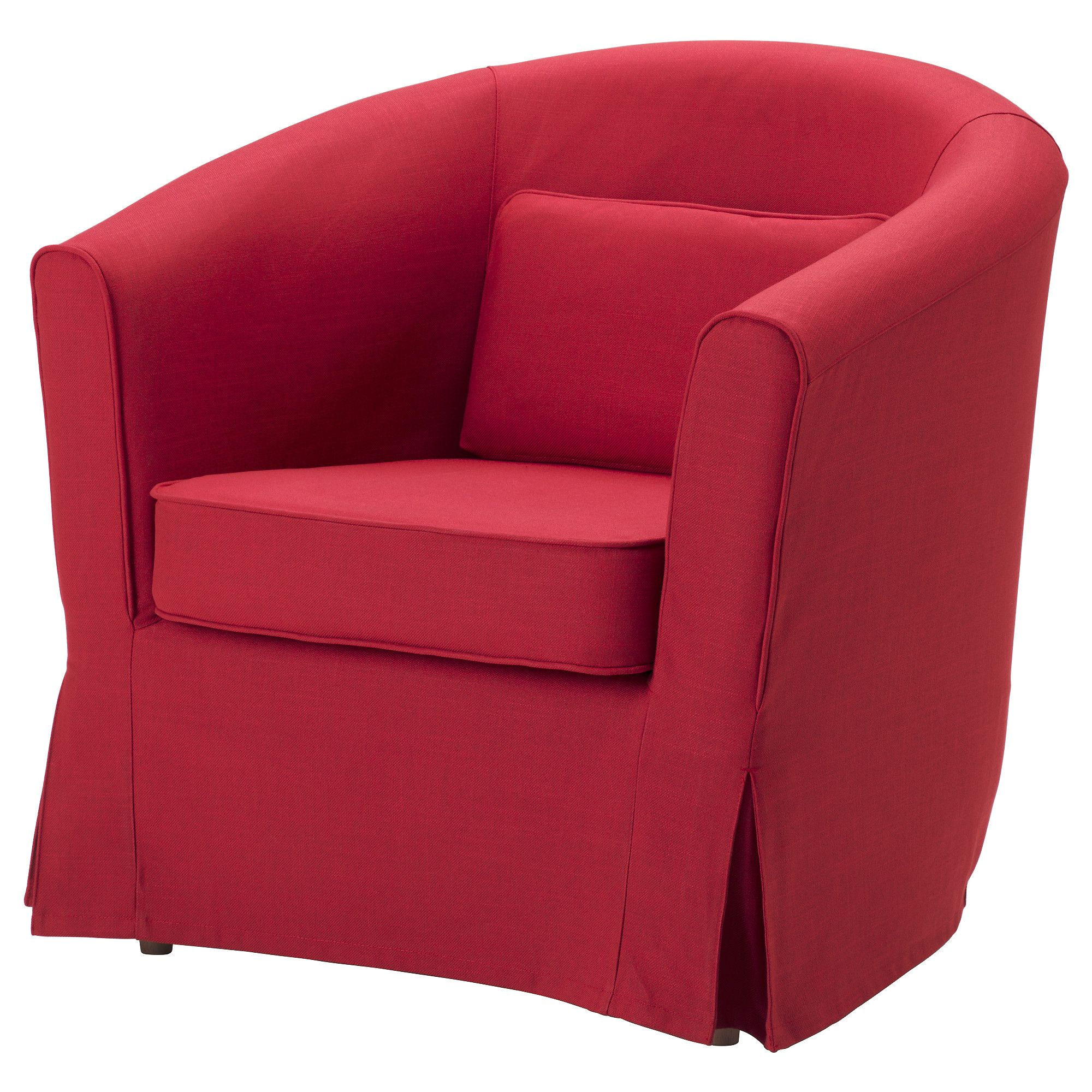 ikea accent chair covers topcon and stand tullsta poly8rona if this is a dark red then would be great piece in my entrance way
