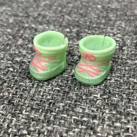 Lot 5 pairs of shoes LOL Surprise dolls Replacement Outfit  accessory no repeat