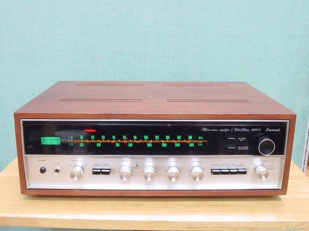 sansui 2000x | Vintage Electronics | Pinterest | Audio and Audiophile