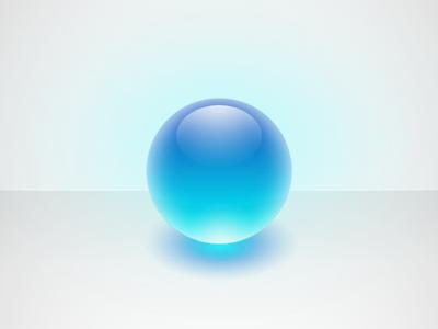 Glowing Glass Orb Game Card Design 2d Game Art Art Drawings Simple