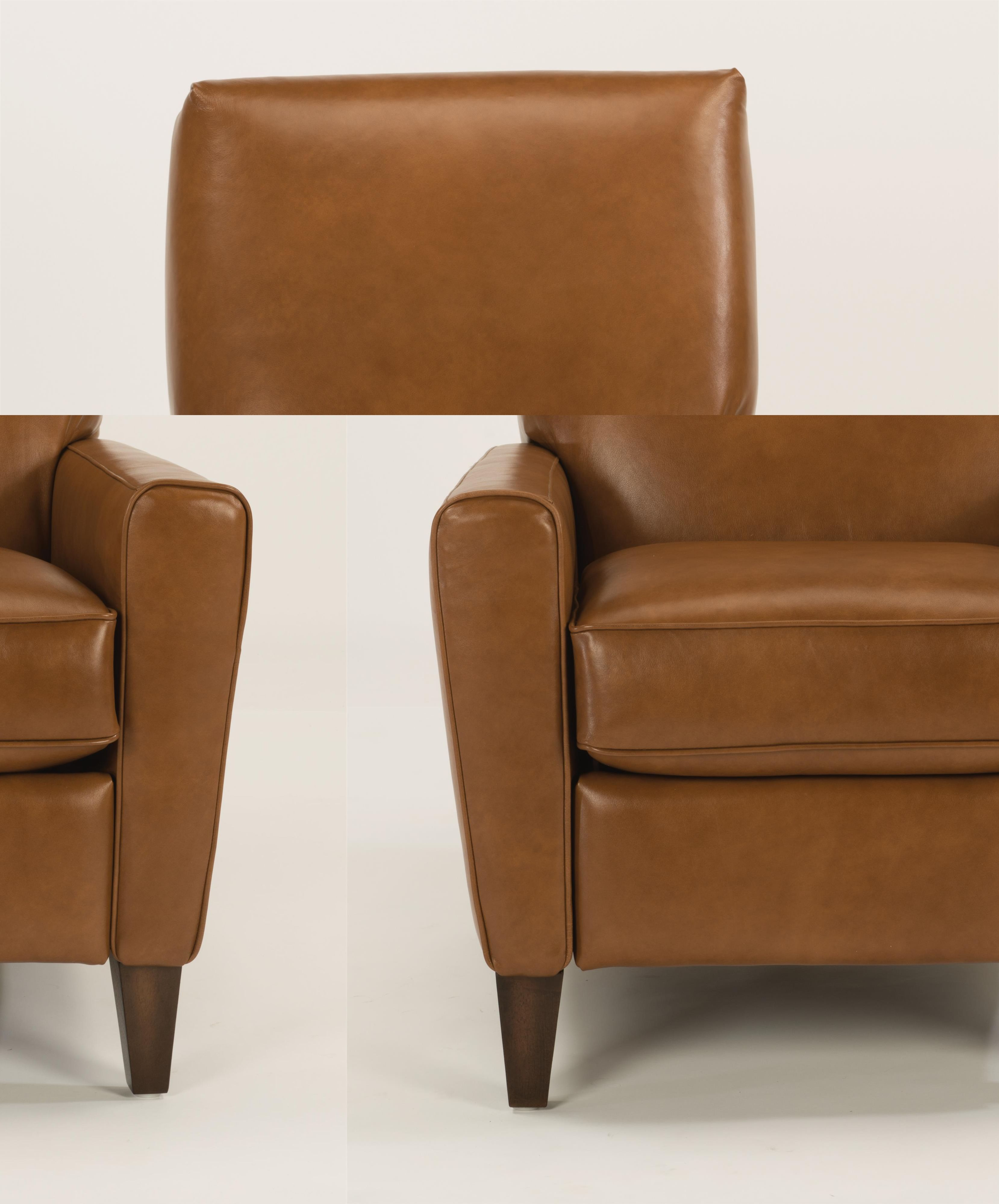 Digby High Leg Recliner By Flexsteel At Conlin S Furniture