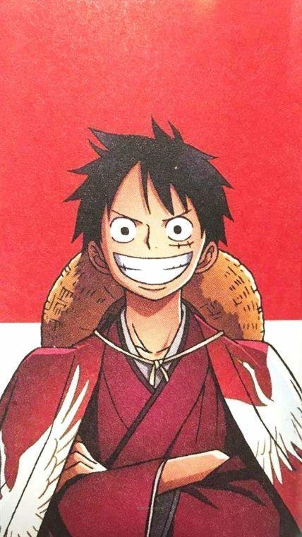 Luffy One Piece Wallpaper