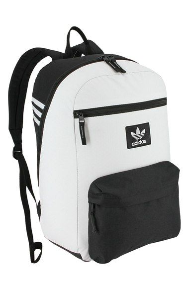 3597f55a7aa8 ADIDAS ORIGINALS  National Plus  Backpack.  adidasoriginals  bags  canvas   backpacks  polyester
