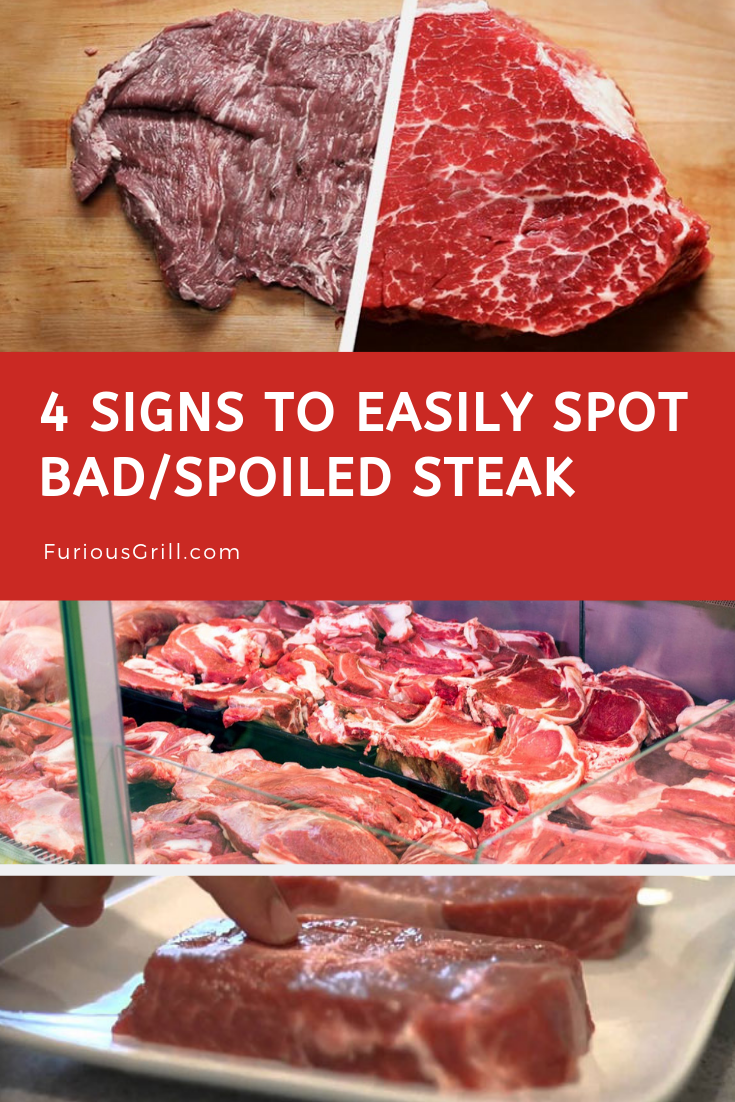 How To Tell If Steak Is Bad Or Spoiled Tips To Spot Raw Or Frozen Steak Frozen Steak Steak Smoked Food Recipes