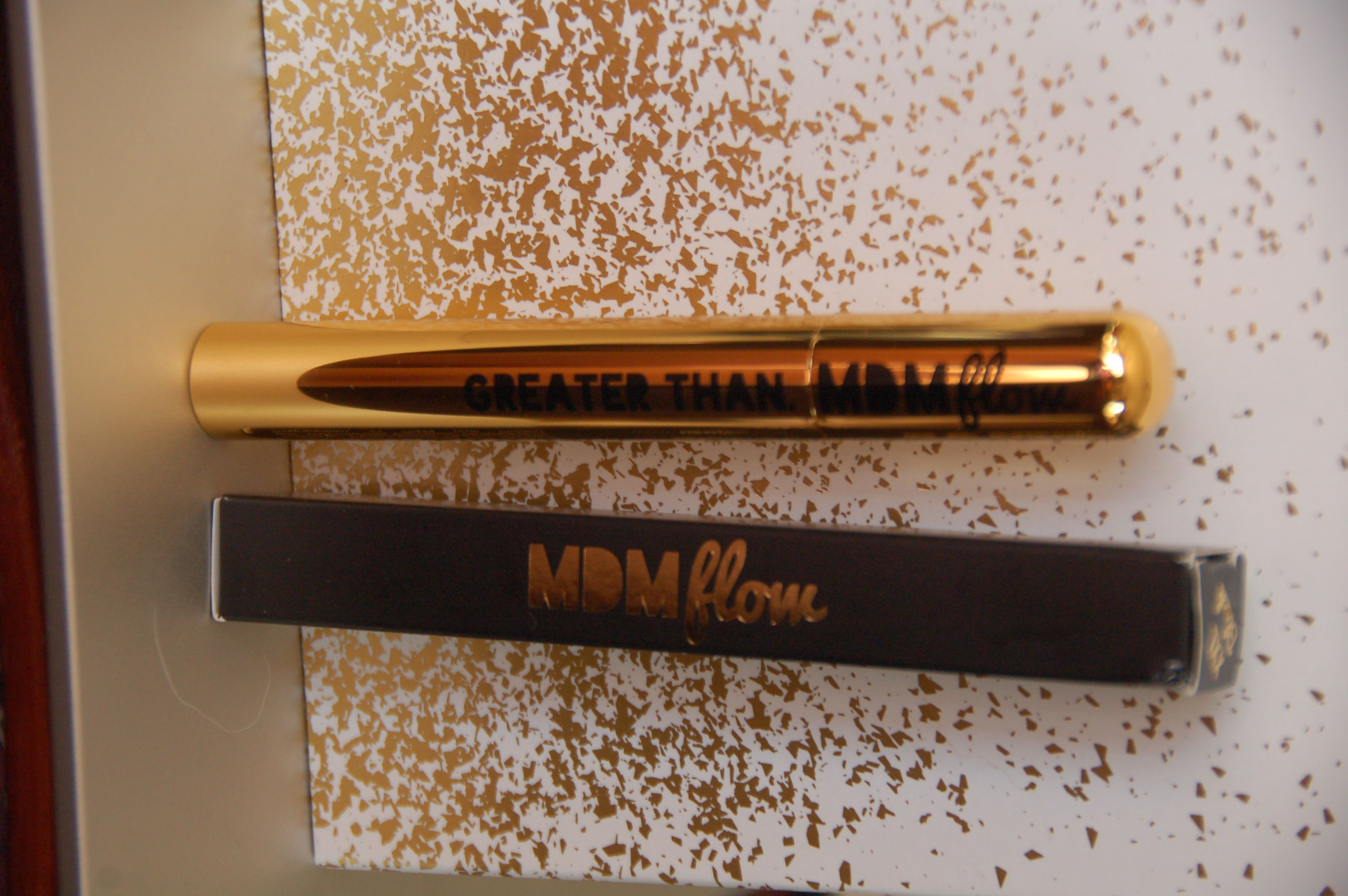 MDMflow Volumizing Mascara .2 fl oz $15.00. Shipping on this item will be at least $2.50 in shipping - New