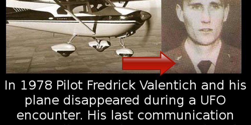 Did you know that In 1978 Pilot Fredrick Valentich and his plane disappeared during a UFO encounter…