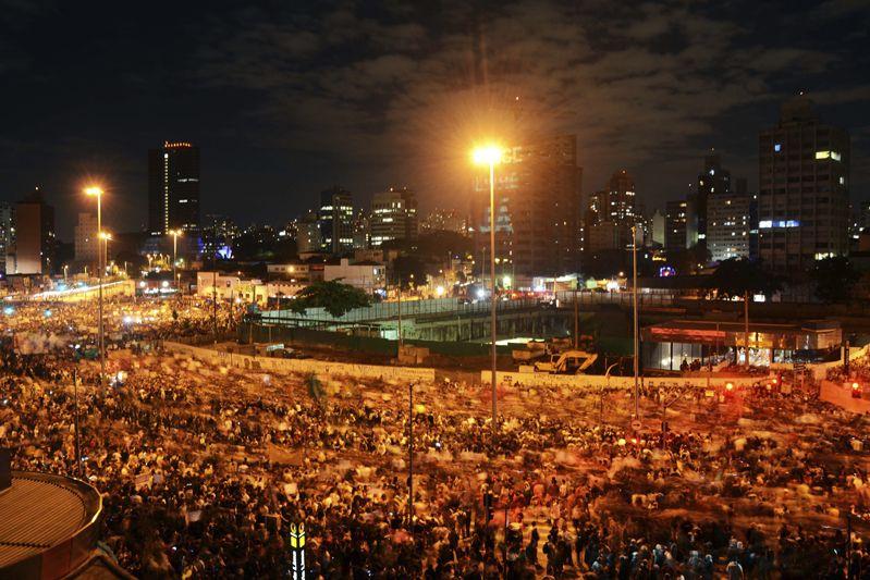 Malan Maestrini (Brazil Photo Press/LatinContent/Getty Images) #occupybrazil #brazil #changebrazil