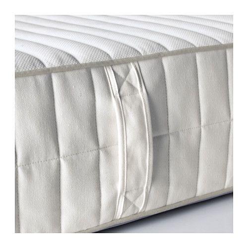 Myrbacka Memory Foam Mattress Firm White Queen Ikea Schaummatratze Memory Foam Matratze