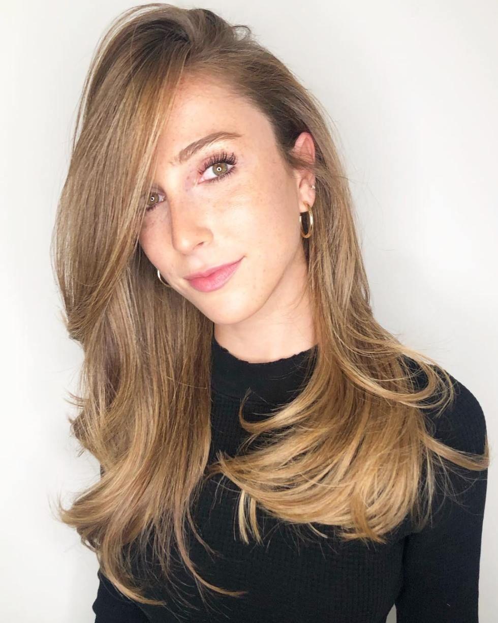 50 Top Haircuts for Long Thin Hair in 2020 | Long thin ...