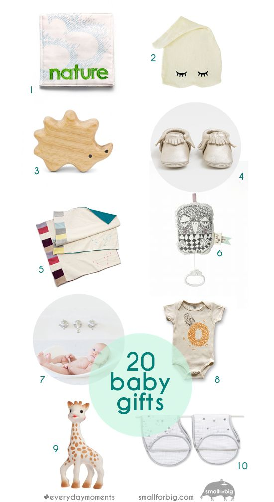 d4241abcd7aa2 20 out of the box baby shower gifts - modern gifts for baby - heirloom gifts  for infants