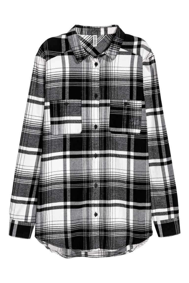 Chemise à carreaux en flanelle   Outfits I want   Pinterest   Shirts ... e218330c261c