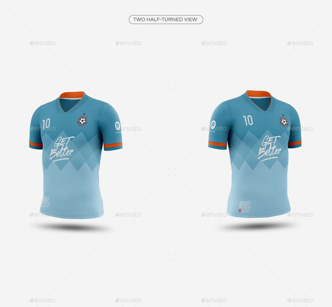 Download Download Mens Soccer Jersey Mockup Gif Yellowimages - Free ...