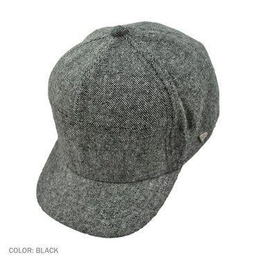 New Era EK Youngster Tweed Flatbill Baseball Cap (Black)  d1ce12fb802