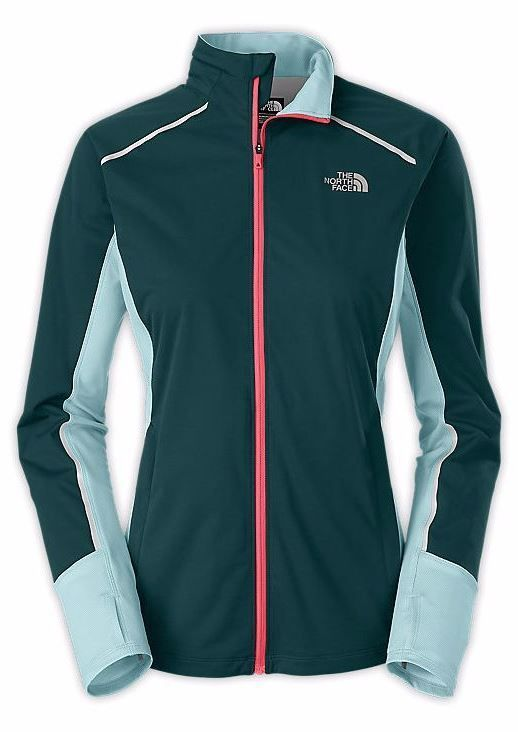 e82af5b354e2 North face running jacket isolite for women. What winter running clothes to  wear  Best running jackets for cold weather running gear.