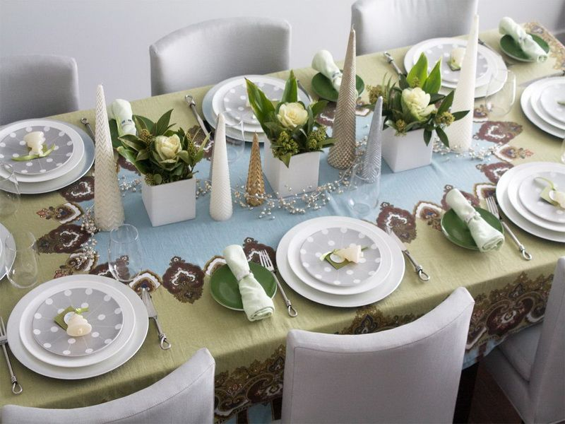 How To Set A Dinner Table table settings for dinner |  table set ideas http://www.vissbiz