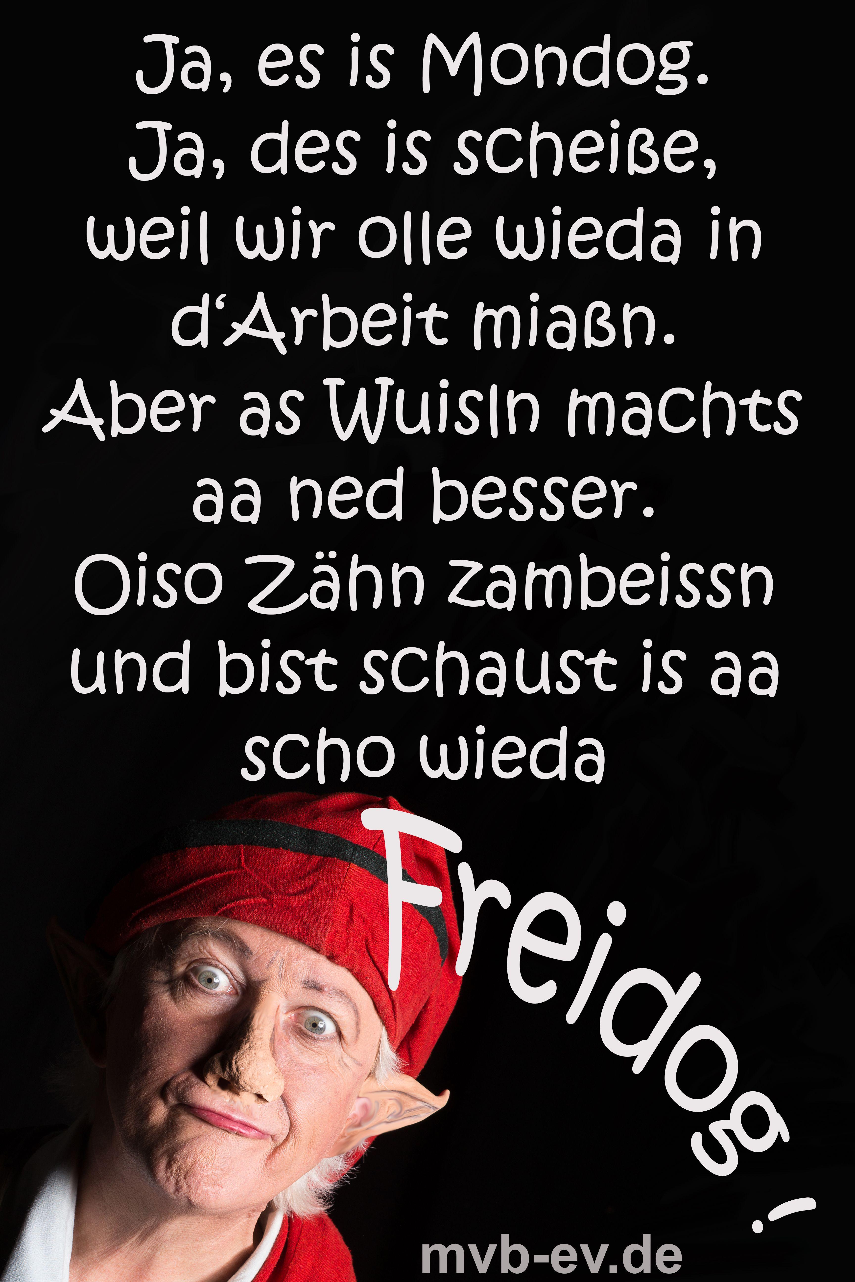 So A Gscheidhaferl Bayerische Spruche Spruche Witzige Spruche