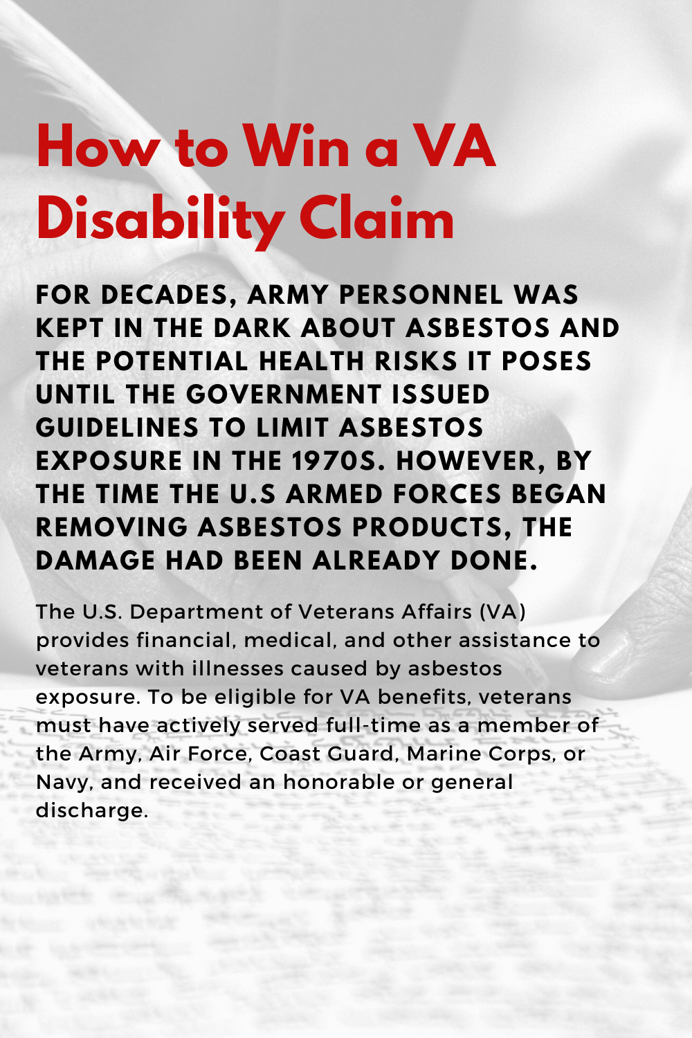 32975d599982aa164409341fb41c9d47 - How Long Does It Take To Get Veterans Disability Benefits
