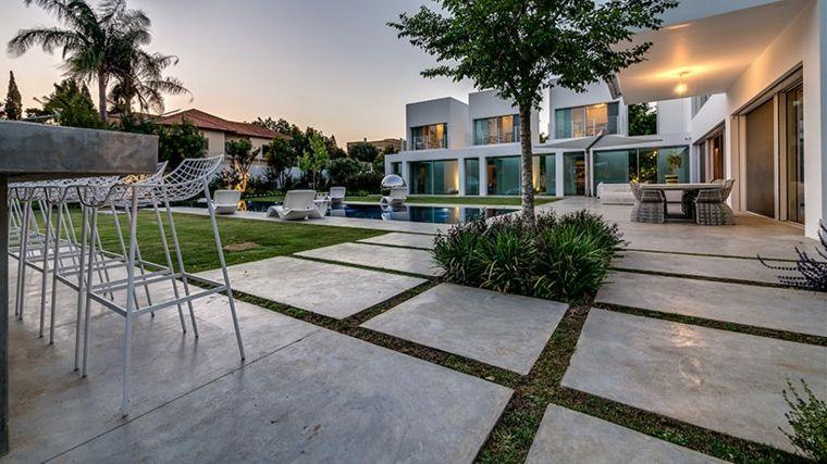 diseño de jardines con piscina y bar Ideas para el hogar