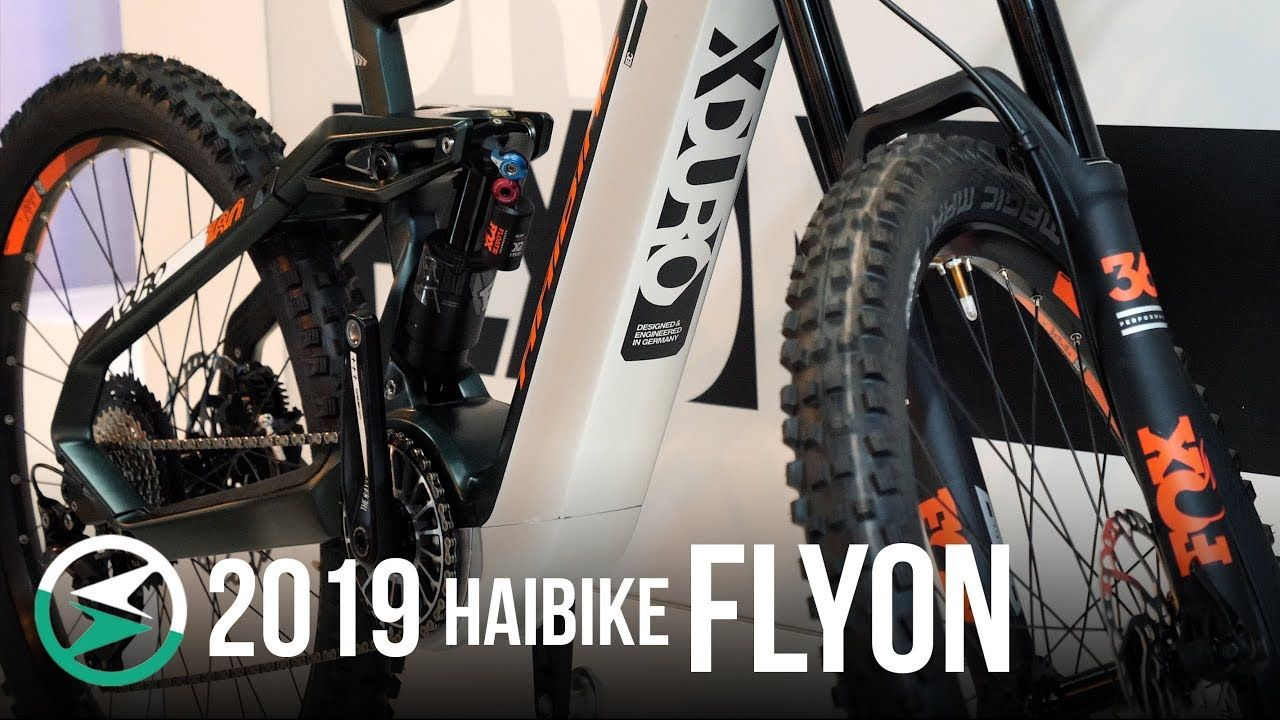 2019 Haibike Flyon Powerful Electric Bicycle Emtb Forums Nduro 8 0 Future Transportation Pre Production Electric Bicycle