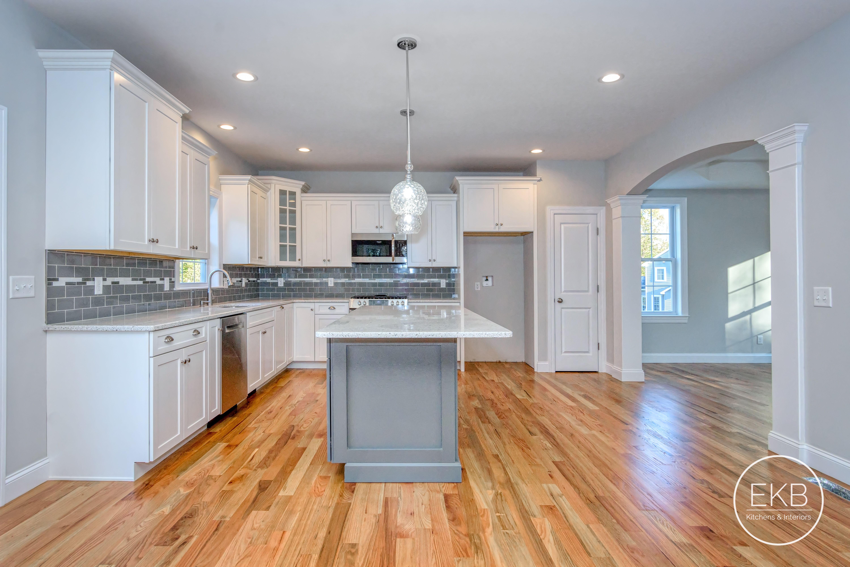 Montgomery New Construction Kitchen Botrac Properties Kitchen Cabinet Kitchen Cabinets