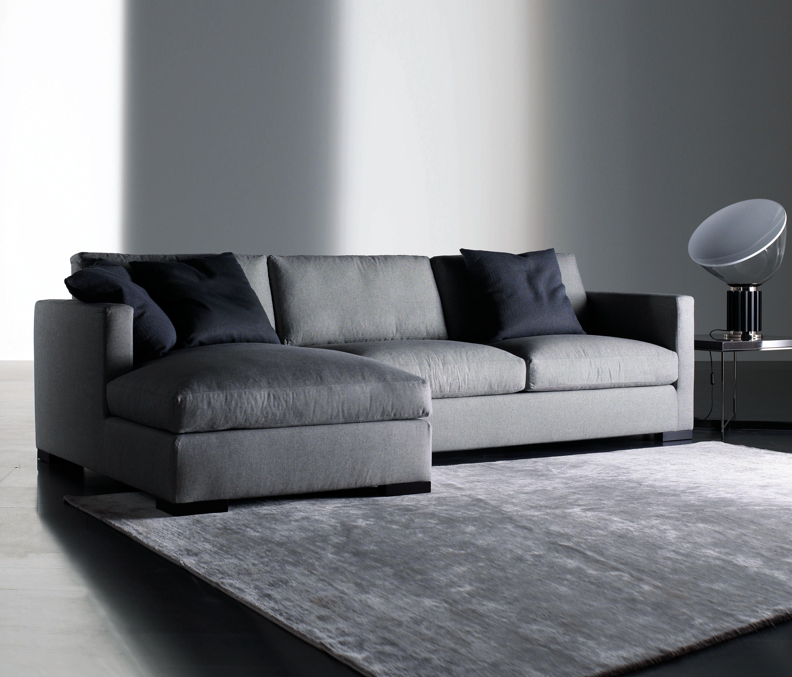 Belmon Modular Sofa Designer Sofas From Meridiani All Information High Resolution Images Cads Catalogues Contact Information