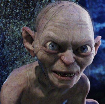 Lord Of The Rings Gollum Villain