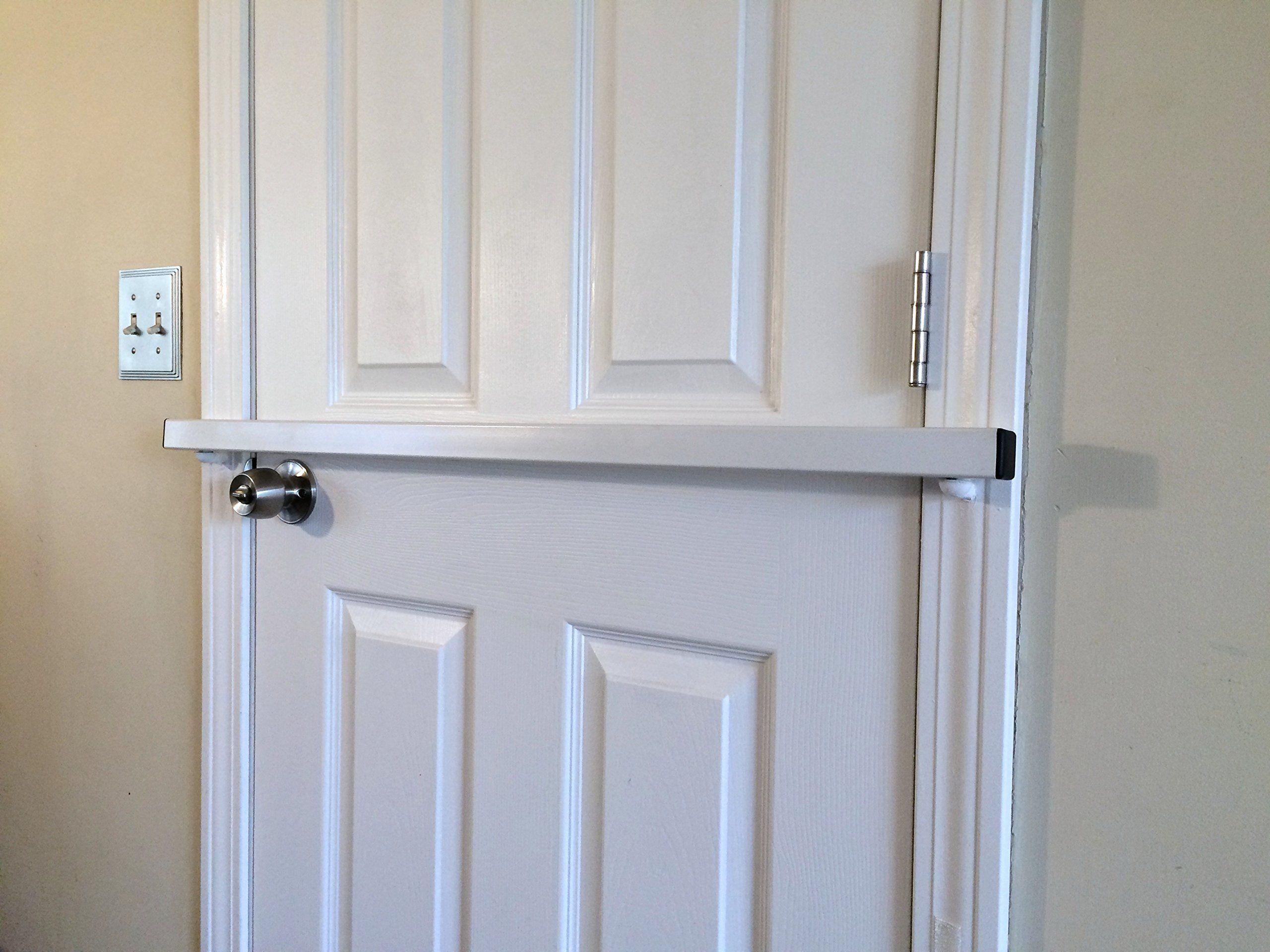 Door Bar Pro Model 36 Steel Door Security Bar For 36 Inch Wide Inswing Doors ;