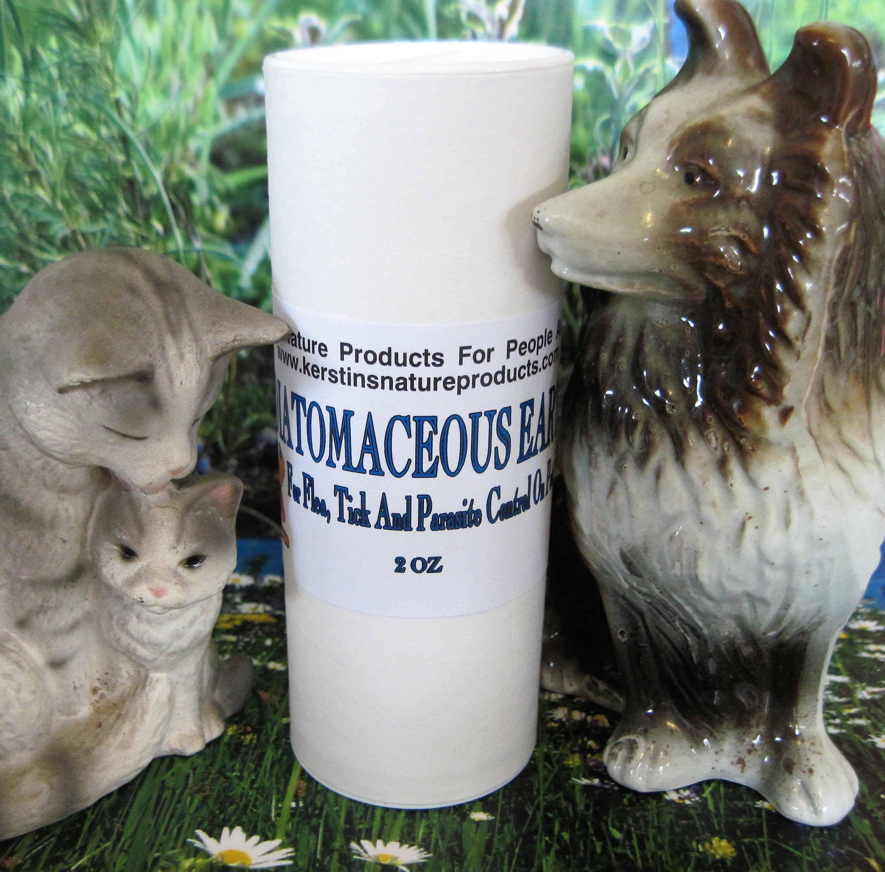 Food Grade Organic Diatomaceous Earth For Flea And Tick
