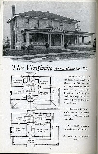 900 Kit Houses Ideas Vintage House Plans Vintage House Kit Homes