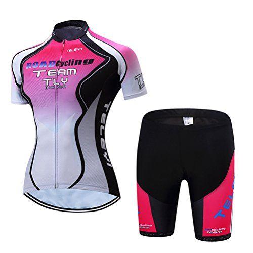 Uriah Women S Cycling Jersey Shorts Sets Short Sleeve Gel Https