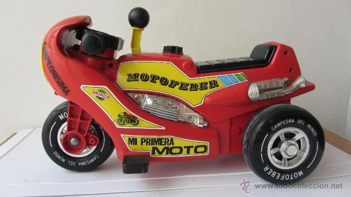 MOTOFEBER , MI PRIMERA MOTO DE FEBER - Foto 1