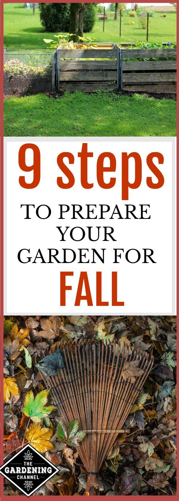 Keep Your Fall Gardening Simple: 9 Ways to Prepare for The Season