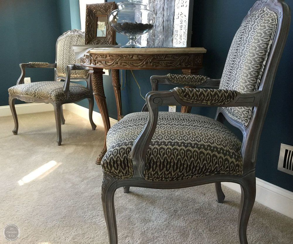 Cost To Reupholster Open Arm Chair Furniture Upholstery