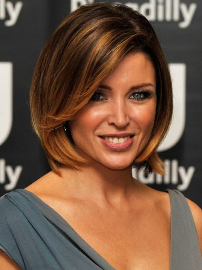 Highlights for dark brown bob make yourself look beautiful with highlights for dark brown bob make yourself look beautiful with highlight ideas for dark brown solutioingenieria Images