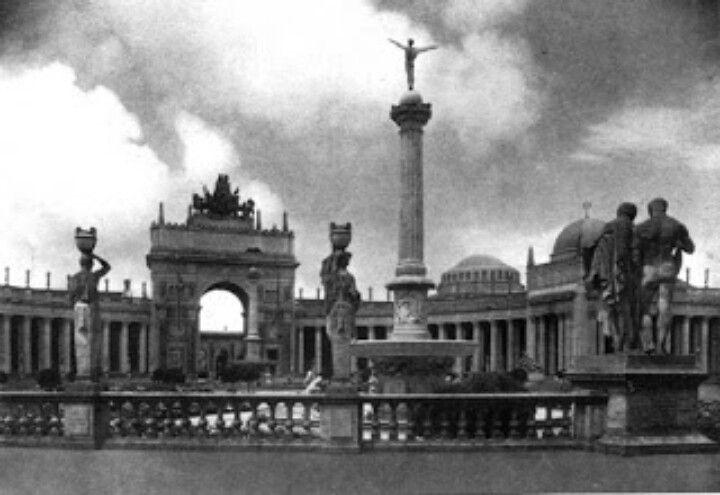 World fair San Francisco, 1915