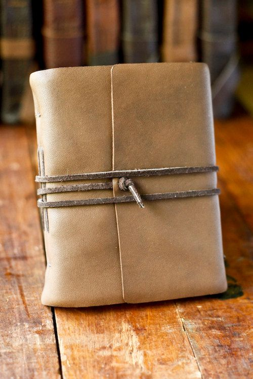 Wrapped journal
