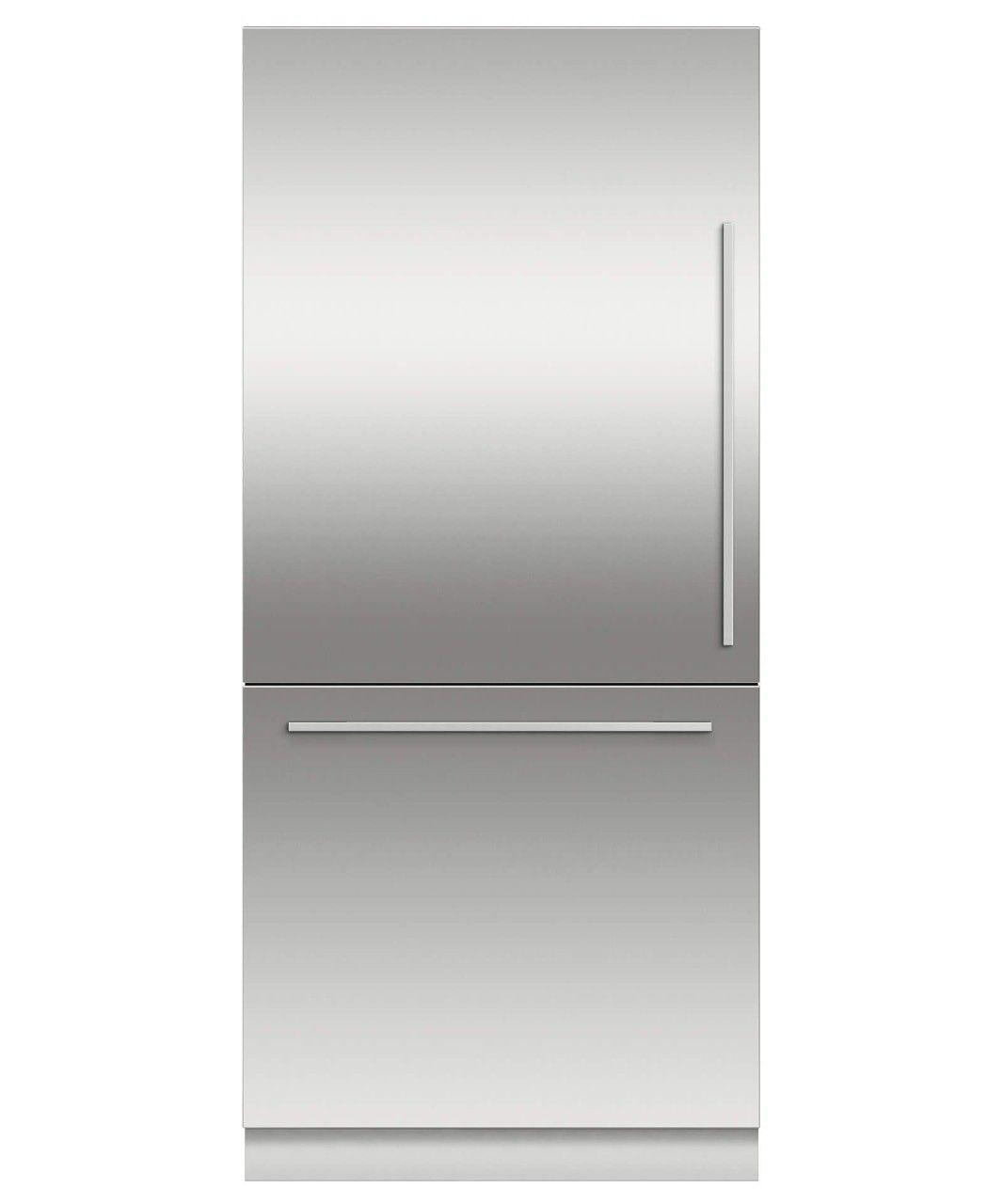 kitchenaid bottom freezer refrigerator not making ice
