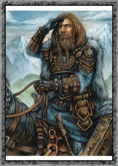 Image of Kvarsir Norse Gods War