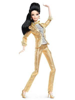 Elvis Collector Barbie