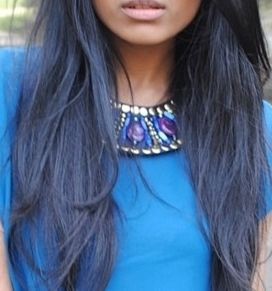 how to get rid of blue tint in hair