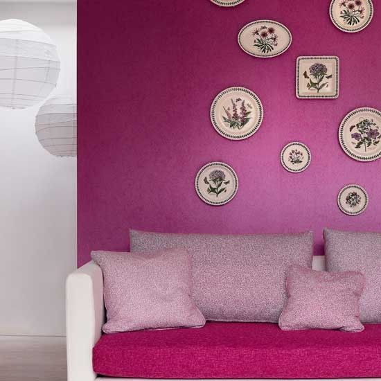 Colourful living room ideas - 20 of the best | Paper lamps, Living ...