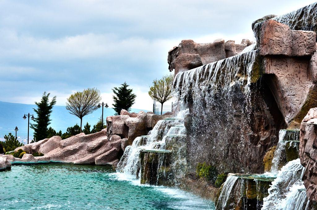 Eskişehir Şelale Park #eskişehir #şelalepark #şelaleparkeskişehir # şelalepark | Şelaleler, Manzara, Park