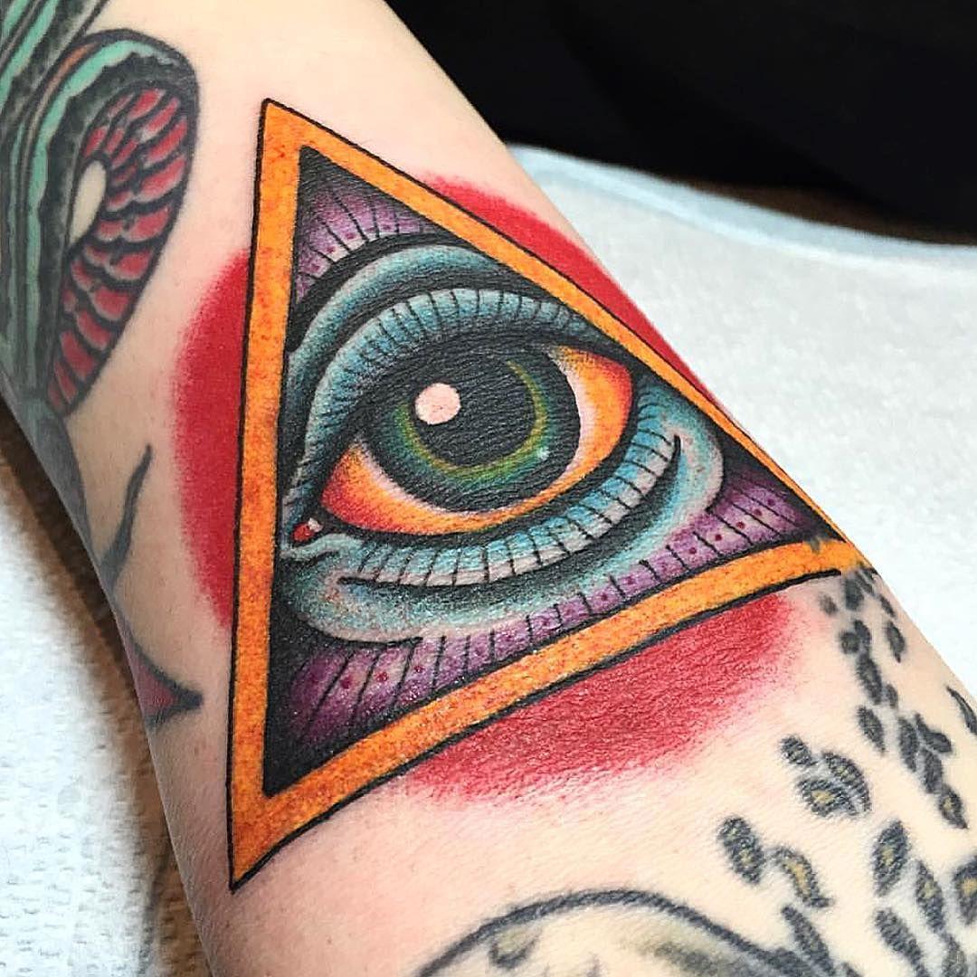 twistedlovenyc • Instagram photos and videos Eye tattoo