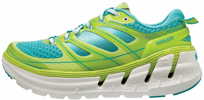 Hoka One One Female Conquest 2 Road-Running Shoes - Women's