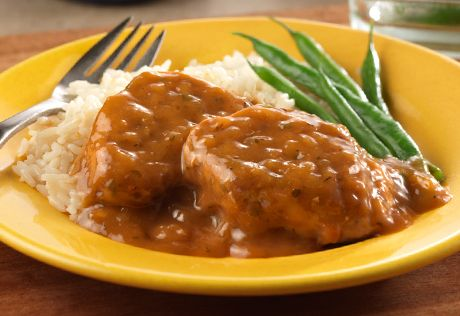 Recipe sauce for pork medallions