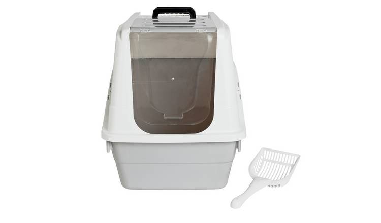 Buy Large Opening Litter Tray Cat Litter And Litter Trays Litter Tray Cat Litter Litter