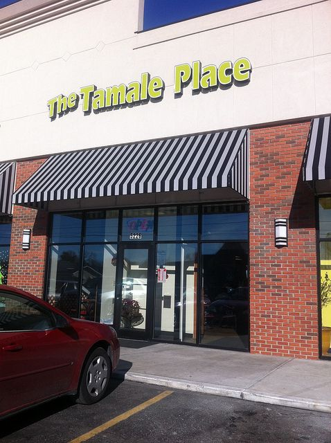The Tamale Place-Indianapolis, IN-I LOVE their y Chipotle ... on